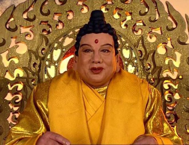 Phật Tổ phim Tây Du Ký 1986: Có 3 con gái xinh đẹp, tự nhận là phận nô bộc trong nhà - Ảnh 3.