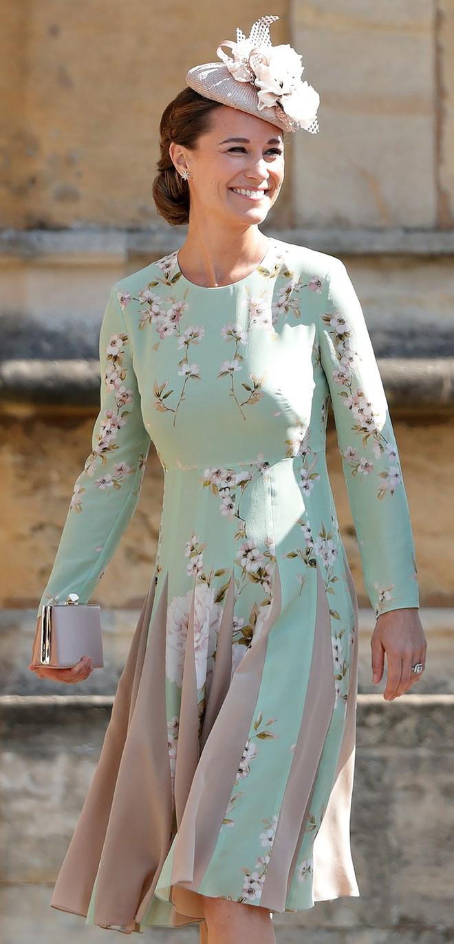 Nổi bật với thân hình quyến rũ nhưng Pippa Middleton - em gái của công nương Kate lại có kiểu ăn uống đơn giản thế này - Ảnh 2.