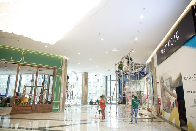 4 ngày trước khi khai trương, tòa nhà cao nhất Việt Nam hiện ra sao? - Ảnh 8.