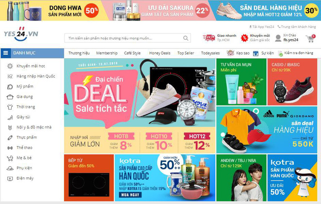Tại Việt Nam vẫn có thể mua được sản phẩm Hàn Quốc chất lượng - Ảnh 1.
