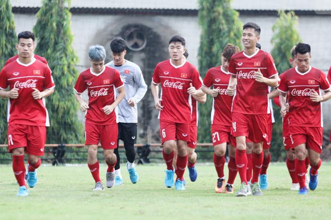 Vì sao HLV Park Hang-seo chỉ nhận mục tiêu khiêm tốn cho U23 Việt Nam ở ASIAD 18? - Ảnh 1.