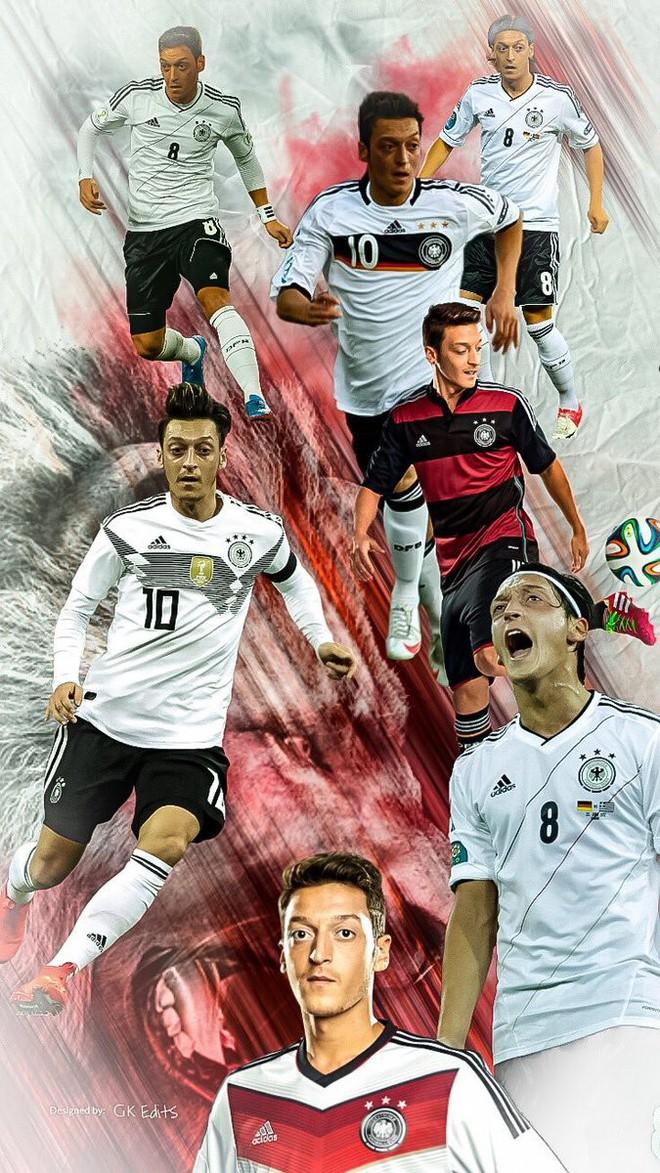 Người hâm mộ thế giới phẫn nộ khi Ozil từ giã tuyển Đức trong uất nghẹn - Ảnh 3.