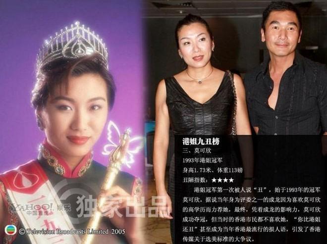 Loạt Hoa hậu châu Á xấu đi vào lịch sử: Người đôi mươi mà trông như bà cô U50, kẻ bị chê nhan sắc đáng sợ đến mức kinh dị - Ảnh 9.