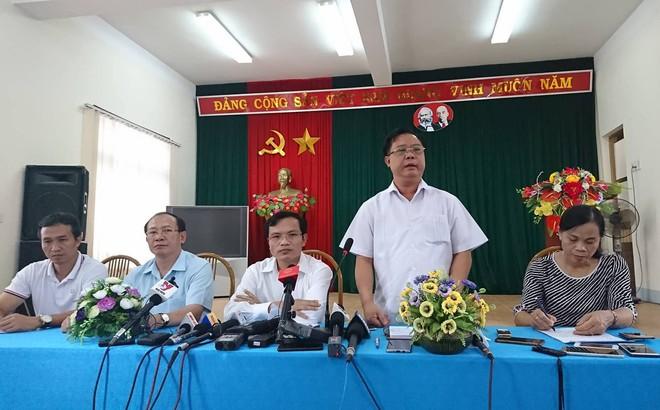 Công bố danh sách 5 người có sai phạm quy chế thi tại Sơn La
