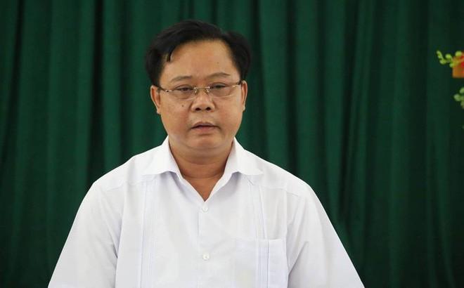 Phó giám đốc Sở GD&ĐT Sơn La liên quan đến sai phạm điểm thi