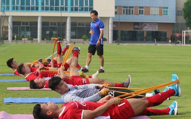 Sốc với giá vé xem U23 Việt Nam đá giao hữu