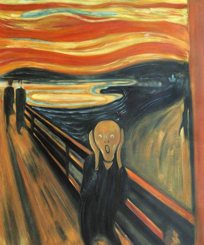 Bức tranh Tiếng hét: Bí mật hơn 120 năm đã được khoa học giải mã - Ảnh 1.