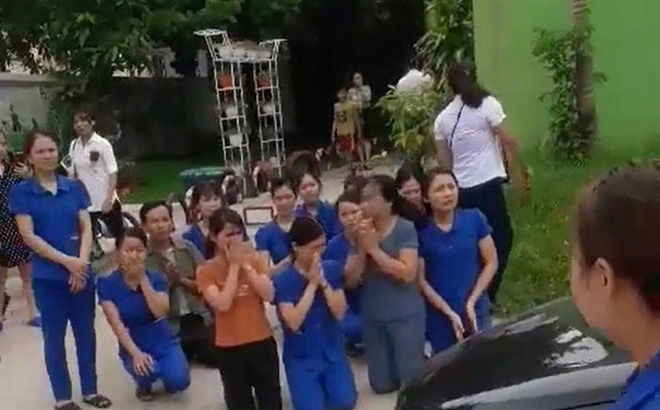Vụ hàng chục giáo viên quỳ gối: Xin Thủ tướng bán chỉ định giá để kêu gọi đầu tư vào giáo dục
