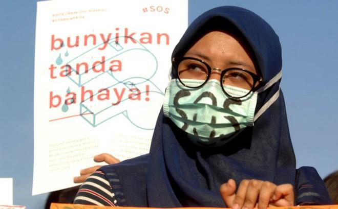 Phá thai do bị anh trai cưỡng hiếp, thiếu nữ 15 tuổi Indonesia bị bỏ tù