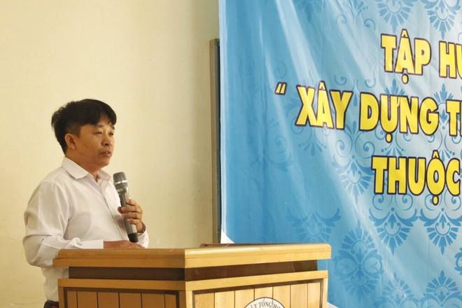 Đồng Nai triển khai dự án bữa ăn học đường - Ảnh 1.