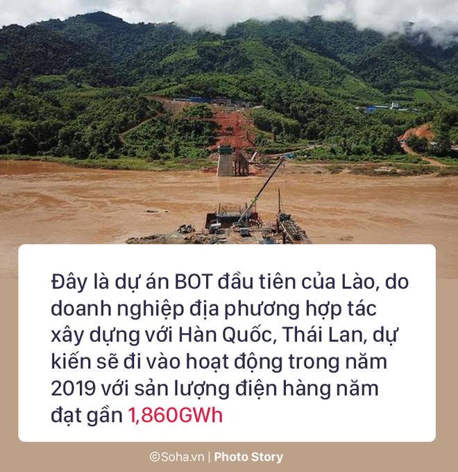 Vỡ đập thủy điện Lào: Người dân leo cây chờ cứu hộ, khắc phục sự cố phải chờ đến mùa khô - Ảnh 21.