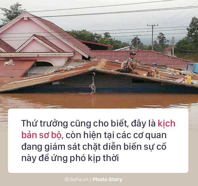 Vỡ đập thủy điện Lào: Người dân leo cây chờ cứu hộ, khắc phục sự cố phải chờ đến mùa khô - Ảnh 15.