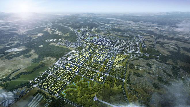 Philippines xây thành phố chống thảm họa gần 10.000 hecta - Ảnh 1.