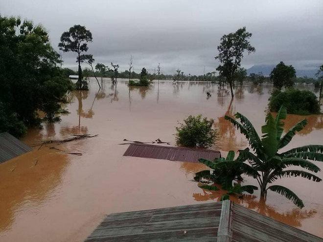 Thảm hoạ vỡ đập thuỷ điện ở Lào: Người Việt ở Attapeu ra sao? - Ảnh 3.