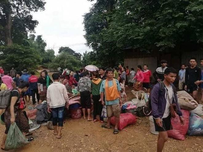 Thảm hoạ vỡ đập thuỷ điện tại Lào: Người Việt ở Attapeu ra sao? - Ảnh 5.