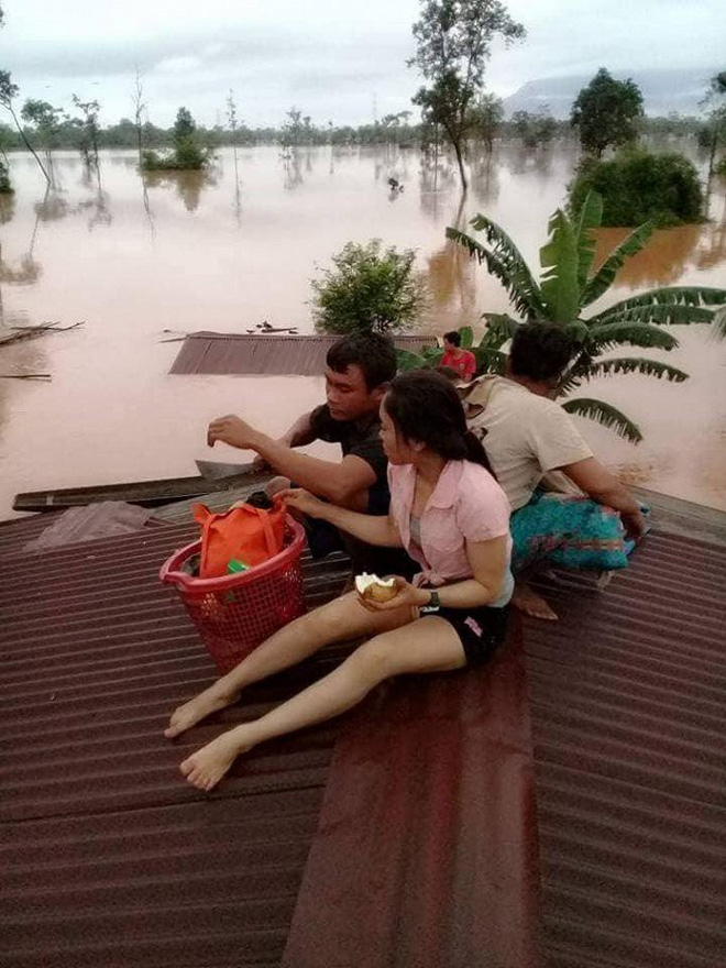 Thảm hoạ vỡ đập thuỷ điện tại Lào: Người Việt ở Attapeu ra sao? - Ảnh 6.