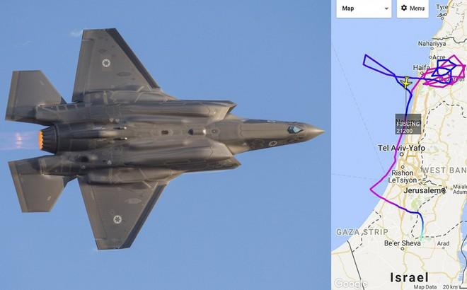 """Siêu tiêm kích tàng hình F-35 của Israel vô tình bị """"tóm sống""""?"""