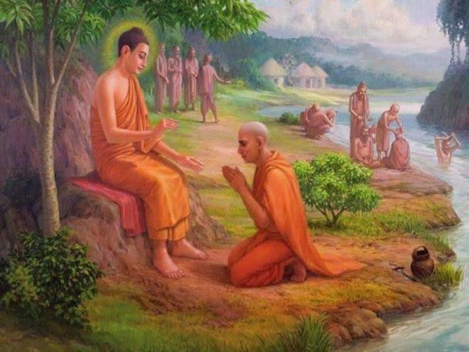 Nước suối đục ngầu, Đức Phật vẫn sai đệ tử lấy về uống và bài học ai cũng nên khắc ghi - Ảnh 3.
