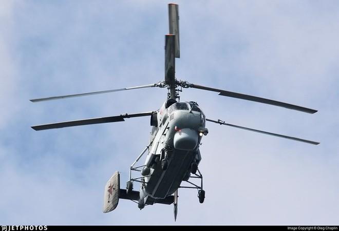 """Sức mạnh trực thăng săn ngầm """"ốc sên"""" Ka-27 - Ảnh 1."""