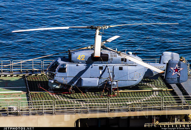 """Sức mạnh trực thăng săn ngầm """"ốc sên"""" Ka-27 - Ảnh 2."""