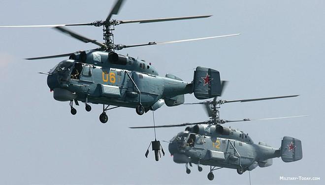 """Sức mạnh trực thăng săn ngầm """"ốc sên"""" Ka-27 - Ảnh 11."""