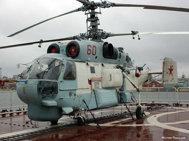 """Sức mạnh trực thăng săn ngầm """"ốc sên"""" Ka-27 - Ảnh 12."""