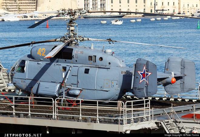 """Sức mạnh trực thăng săn ngầm """"ốc sên"""" Ka-27 - Ảnh 3."""