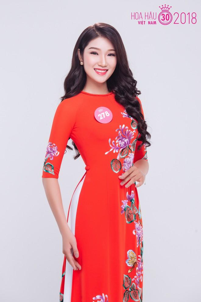 Từng nặng tới 80, 90kg nhưng những người đẹp này vẫn lọt Chung kết Hoa Hậu Việt Nam 2018 - Ảnh 21.