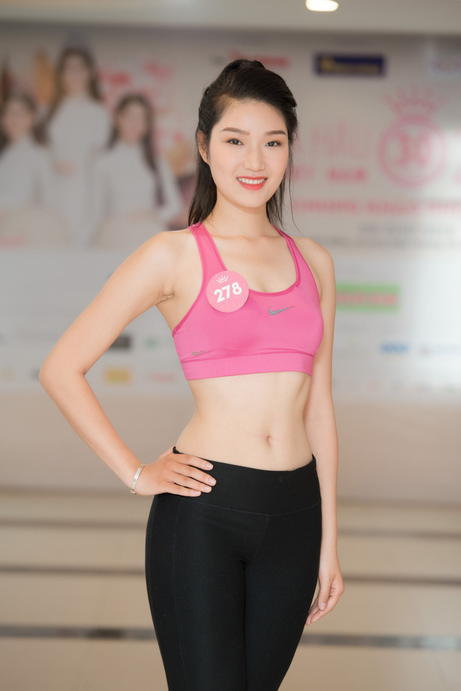 Từng nặng tới 80, 90kg nhưng những người đẹp này vẫn lọt Chung kết Hoa Hậu Việt Nam 2018 - Ảnh 22.