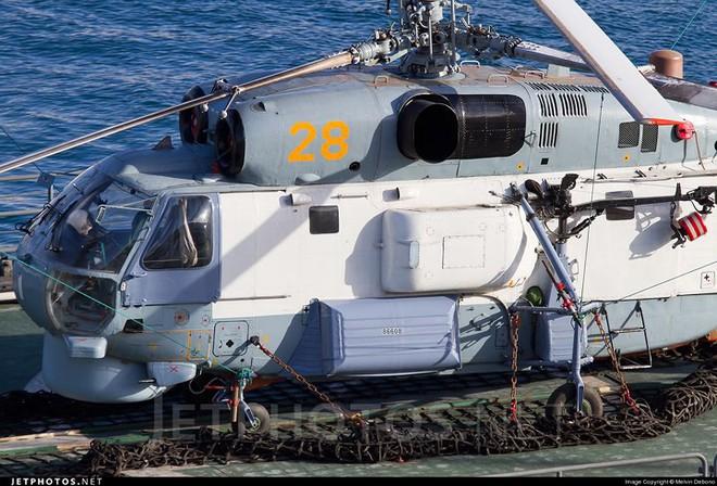 """Sức mạnh trực thăng săn ngầm """"ốc sên"""" Ka-27 - Ảnh 4."""