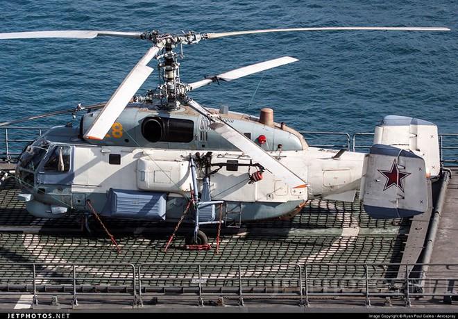 """Sức mạnh trực thăng săn ngầm """"ốc sên"""" Ka-27 - Ảnh 5."""