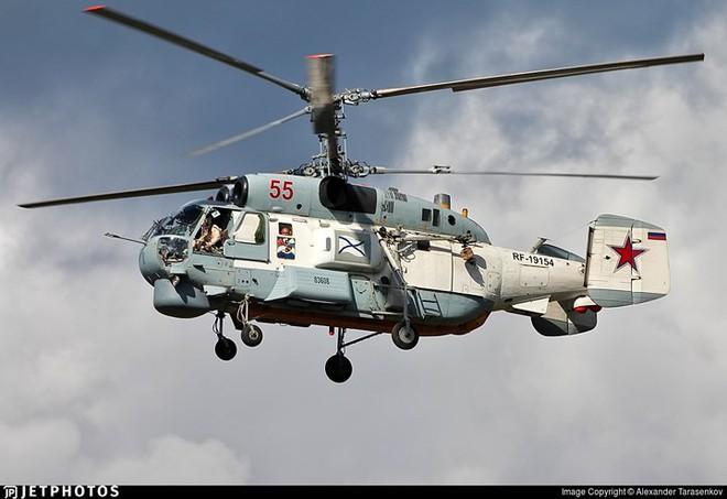 """Sức mạnh trực thăng săn ngầm """"ốc sên"""" Ka-27 - Ảnh 6."""