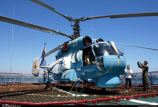 """Sức mạnh trực thăng săn ngầm """"ốc sên"""" Ka-27 - Ảnh 7."""
