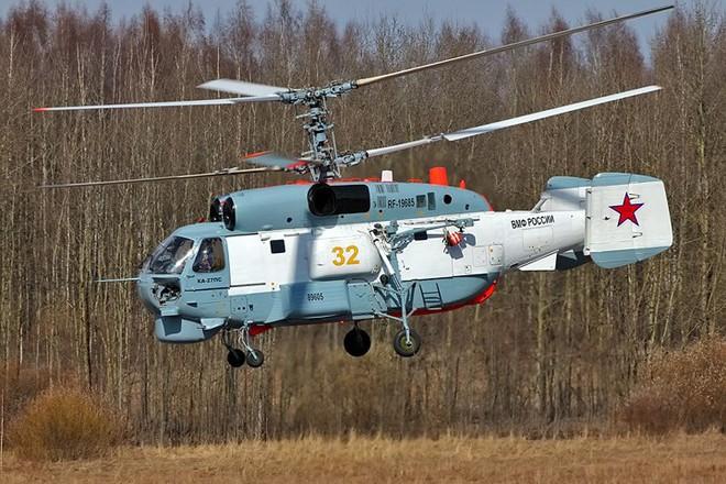 """Sức mạnh trực thăng săn ngầm """"ốc sên"""" Ka-27 - Ảnh 8."""