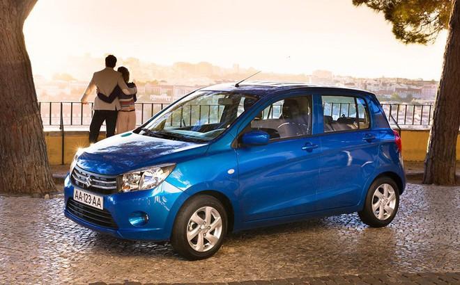 5 mẫu ô tô giá rẻ nhất Việt Nam, đang chiếm lĩnh thị trường