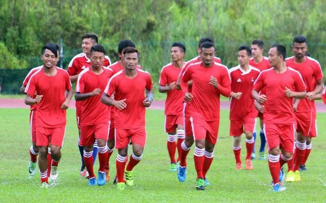 Cả nền bóng đá chìm trong khủng hoảng, Nepal liệu có thể cản đường U23 Việt Nam?