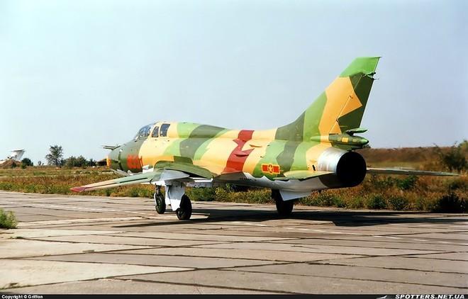 Cường kích Su-22 Việt Nam vừa gặp nạn có thể là chiếc từng được nâng cấp tại Ukraine - Ảnh 1.