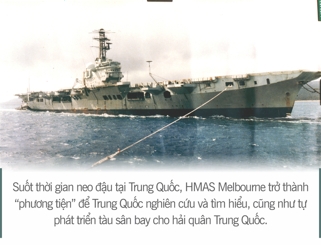 [Photo Story] 3 thương vụ vớ bở và 2 lần vồ hụt của Trung Quốc trên hành trình tự chế tạo tàu sân bay - Ảnh 3.