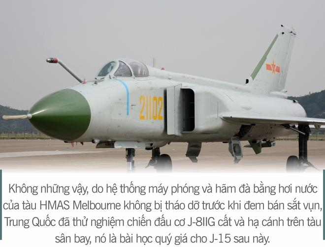 [Photo Story] 3 thương vụ vớ bở và 2 lần vồ hụt của Trung Quốc trên hành trình tự chế tạo tàu sân bay - Ảnh 4.
