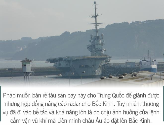 [Photo Story] 3 thương vụ vớ bở và 2 lần vồ hụt của Trung Quốc trên hành trình tự chế tạo tàu sân bay - Ảnh 8.