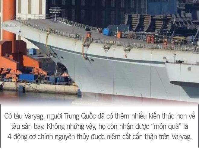 [Photo Story] 3 thương vụ vớ bở và 2 lần vồ hụt của Trung Quốc trên hành trình tự chế tạo tàu sân bay - Ảnh 12.