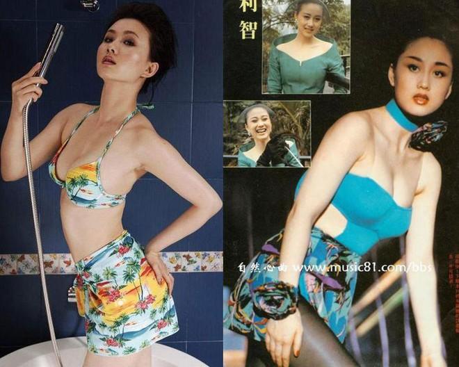 Lộ ảnh hiếm hoi của vợ Lý Liên Kiệt - mỹ nhân hàng đầu của điện ảnh Hong Kong - Ảnh 6.