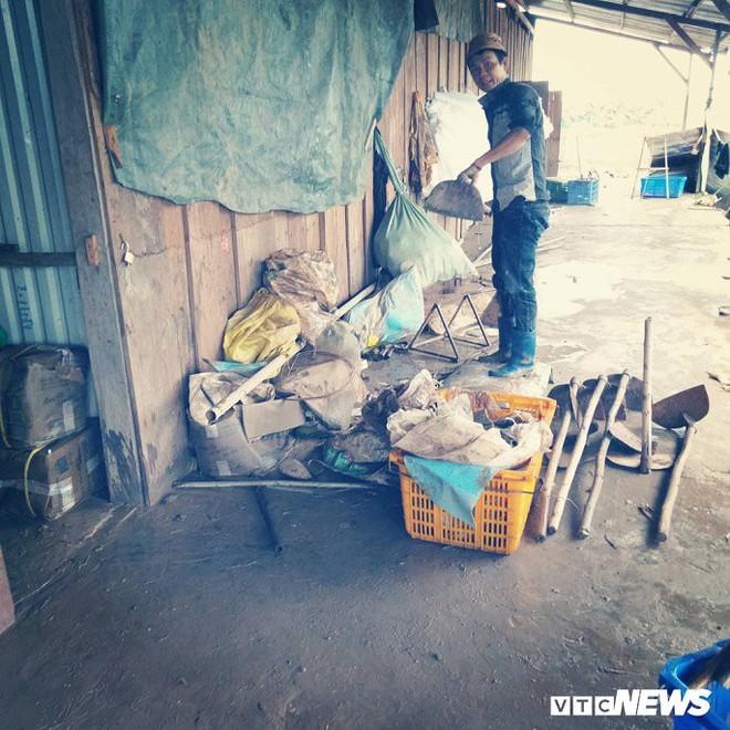 Ảnh: Cảnh hoang tàn tại nơi ở của người Việt sau thảm hoạ vỡ đập thuỷ điện ở Lào - Ảnh 1.