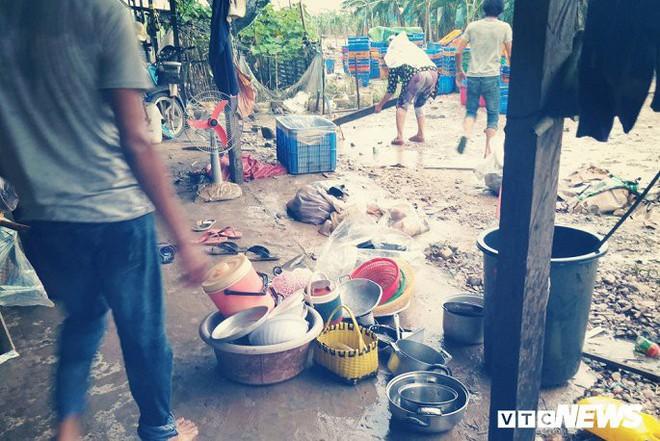 Ảnh: Cảnh hoang tàn tại nơi ở của người Việt sau thảm họa vỡ đập thủy điện ở Lào - Ảnh 2.