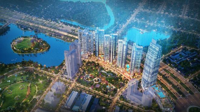 Công ty cổ phần đầu tư và xây dựng Xuân Mai Nam tiến với dự án Eco-Green Saigon - Ảnh 1.