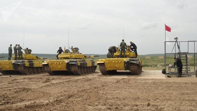 Báo Nga: Mọi người đều hâm mộ lính tăng Việt Nam can đảm tham gia Tank Biathlon - Ảnh 7.