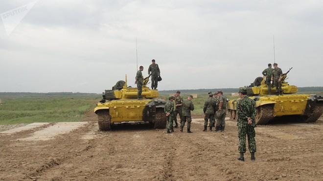 Báo Nga: Mọi người đều hâm mộ lính tăng Việt Nam can đảm tham gia Tank Biathlon - Ảnh 8.