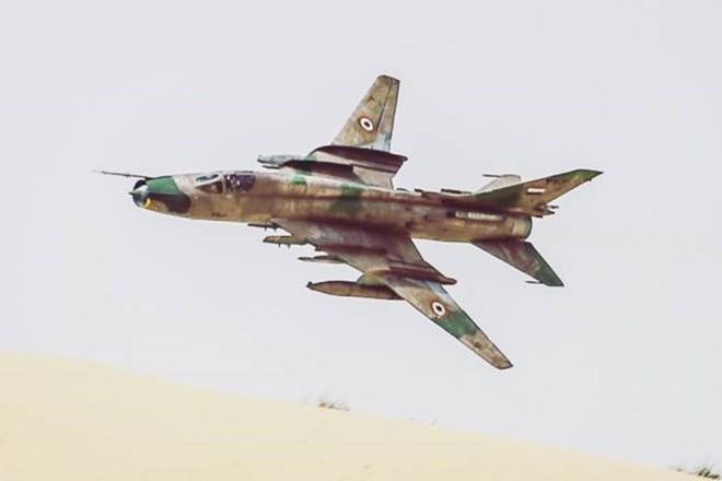 Su-25 Nga rút về, bầu trời Syria chỉ còn toàn hàng khủng: Đòn lui binh chiến lược? - Ảnh 5.