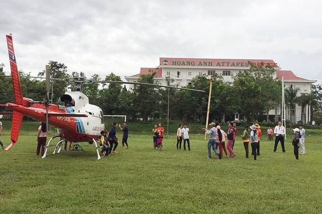3 doanh nghiệp lớn của Việt Nam bị thiệt hại đến đâu trong vụ vỡ đập ở Lào? - Ảnh 1.