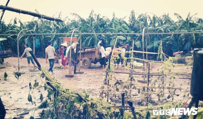 Ảnh: Cảnh hoang tàn tại nơi ở của người Việt sau thảm hoạ vỡ đập thuỷ điện ở Lào - Ảnh 3.